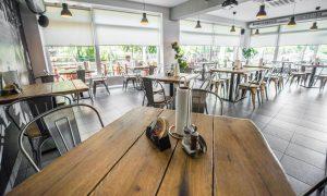 Interiér reštaurácie Estévéčka